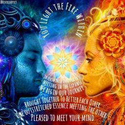 You Light the Fire Within
