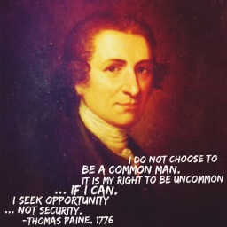 The Uncommon Man
